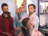 Kỳ lạ với kỹ thuật cắt tóc bằng lửa ở Palestine