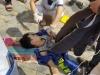 Tin mới về vụ thùng phuy phát nổ như bom ở Linh Đàm