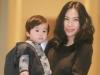 Lộ diện vợ và con trai của ca sĩ Tùng Dương