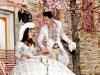 Mai Quốc Việt khoe khéo ảnh cưới theo phong cách cổ điển châu Âu