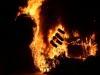 Sân khấu ra mắt phim 'Kong - Đảo đầu lâu' cháy lớn, khách chạy tán loạn