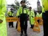 Phiên tòa luận tội Tổng thống Hàn Quốc: Hàng nghìn cảnh sát được điều động