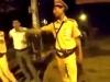 Tạm đình chỉ công tác trung tá CSGT bị tố đánh dân