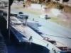 Xe container xuống dốc mất phanh, quét 20 ôtô con
