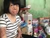 'Hoa hậu Thùy Dung' bị chồng tẩm xăng đốt: 'Con không dám ngủ cùng vì sợ