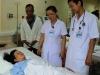 Cứu sống mẹ con sản phụ thai ngoài tử cung ở tuần 39
