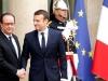 Tổng thống đắc cử Pháp Emmanuel Macron tuyên thệ nhậm chức