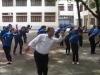 Chân dung thầy giáo U60 nhảy điệu 'Đàn gà con' gây sốt MXH