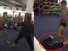 Video: Cao thủ phái Võ Đang bị võ sĩ quyền anh hạ knock out trong nháy mắt