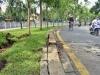 2 hố ga bất ngờ phát nổ, xới tung mặt đường Sài Gòn
