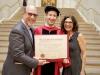 Ông chủ Facebook nhận bằng tốt nghiệp sau 12 năm bỏ học