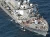Chuyên gia quân sự nhận định nguyên nhân chiến hạm Mỹ đâm tàu hàng Philippines