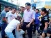 Xử lý lấn chiếm vỉa hè, Phó chủ tịch phường bị quơ dao trúng tay