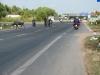 3 thanh niên tấn công CSGT, cướp xe vi phạm