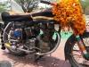 Chiếc xe mô tô thần thánh: mỗi năm có hàng nghìn người kéo đến thờ phụng