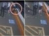 Xe đẩy chở trẻ nhỏ rơi xuống đường tàu chỉ vì vài giây bất cẩn của người mẹ