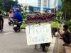 Mận 'khủng' to như nắm tay nguồn gốc Trung Quốc đội lốt mận Sapa bán tràn lan trên đường phố Hà Nội