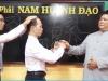 Nội công tâm pháp của đại võ sư Huỳnh Tuấn Kiệt chính là lăng không kình