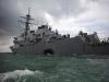 Tìm thấy thi thể thủy thủ Mỹ bên trong tàu chiến va chạm tàu hàng