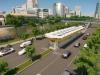 TP HCM dừng triển khai thi công tuyến buýt BRT trên đại lộ Đông Tây
