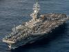 Hai tàu Trung Quốc bám sát tàu sân bay Mỹ ở Biển Đông