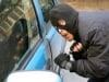 Ăn cắp ô tô có cảnh sát bên trong, tên trộm bị tóm gọn