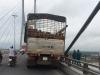 Tài xế chạy xe lên cầu Mỹ Thuận nhảy sông tự vẫn