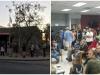 Người dân Mỹ xếp hàng dài, chờ cả đêm để hiến máu cho các nạn nhân vụ xả súng Las Vegas
