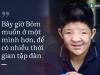 Người hùng Bôm: Tất cả mọi thứ bố làm đều nghiệp dư, chỉ có tình yêu dành cho Bôm là PRO!
