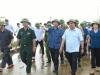Hủy mọi cuộc họp, Thủ tướng về Ninh Bình thị sát, chỉ đạo ứng phó ngập lụt