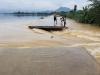 Hà Nội: Sạt đê ở Chương Mỹ, nhiều nhà dân chìm trong biển nước