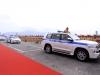 Dàn xe chuyên dụng hiện đại nhất của CSGT tại APEC 2017