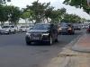 Dỡ cẩu tháp, nhận siêu xe phục vụ APEC
