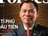 Phạm Nhật Vượng trở thành người Việt giàu nhất thế giới, vượt qua Tổng thống Mỹ Donald Trump