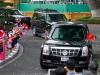 Hà Nội: Phân luồng làn đường khi đón 2 nguyên thủ Tập Cận Bình và Donald Trump