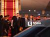 Toàn cảnh khâu kiểm tra an ninh nghiêm ngặt và lễ đón Tổng thống Mỹ Donald Trump tại sân bay Nội Bài