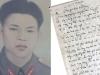 Bức thư kỳ lạ của một liệt sỹ khi biết trước ngày mình hy sinh