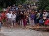 Phú Yên: Lũ lên nhanh, trưởng thôn bị lũ cuốn mất tích