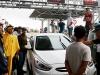 Lãnh đạo trạm BOT ở Khánh Hòa đối thoại với tài xế dùng tiền lẻ