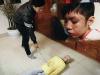 Vụ bé 10 tuổi bị bạo hành: Bắt tạm giam bố đẻ, cấm xuất cảnh mẹ kế