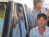 Căng thẳng ở BOT Sóc Trăng: Người lạ đánh tài xế trốn vào trụ sở