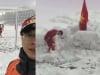 Người selfie lúc Quang Hải ghi bàn tiết lộ khoảnh khắc đặc biệt khi tiếng còi hết trận vang lên