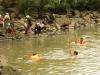 Thông tin mới nhất vụ 3 học sinh mất tích khi tắm ở sông Ba