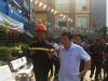 Chủ tịch TP.HCM trao đổi với lãnh đạo Sở Cảnh sát PCCC về vụ cháy chung cư Carina