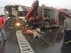 Vụ xe khách đâm xe cứu hoả trên cao tốc: Hậu quả nghiêm trọng nhưng vẫn còn may