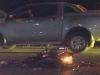 Xe máy đấu đầu ô tô khách, 2 thanh niên không đội mũ bảo hiểm tử vong