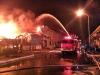 Đang cháy lớn dữ dội tại khu công nghiệp ở Quảng Ninh
