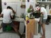 Nỗi khổ của chàng trai cao 1m82: Xoạc chân hết cỡ mới đứng vừa kệ bếp, mẹ chỉ ước con lùn đi 10cm