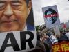 Hơn 50.000 người biểu tình trước tòa nhà quốc hội ở Tokyo đòi Thủ tướng Nhật Shinzo Abe phải từ chức
