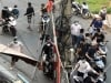 Nhân chứng vụ 30 giang hồ truy sát ở Sài Gòn: 'Mượn dao trong quán chém nhau rồi trả lại trước khi tẩu thoát'